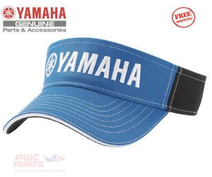 Yamaha Neck Gaiter Blue with white logo CRP-14NFB-BL-NS
