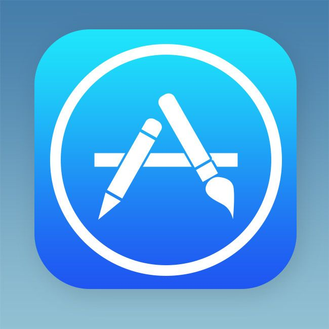 App Store Logo - Apple: App Store Icon May Change in Next iOS and People Are Unhappy ...