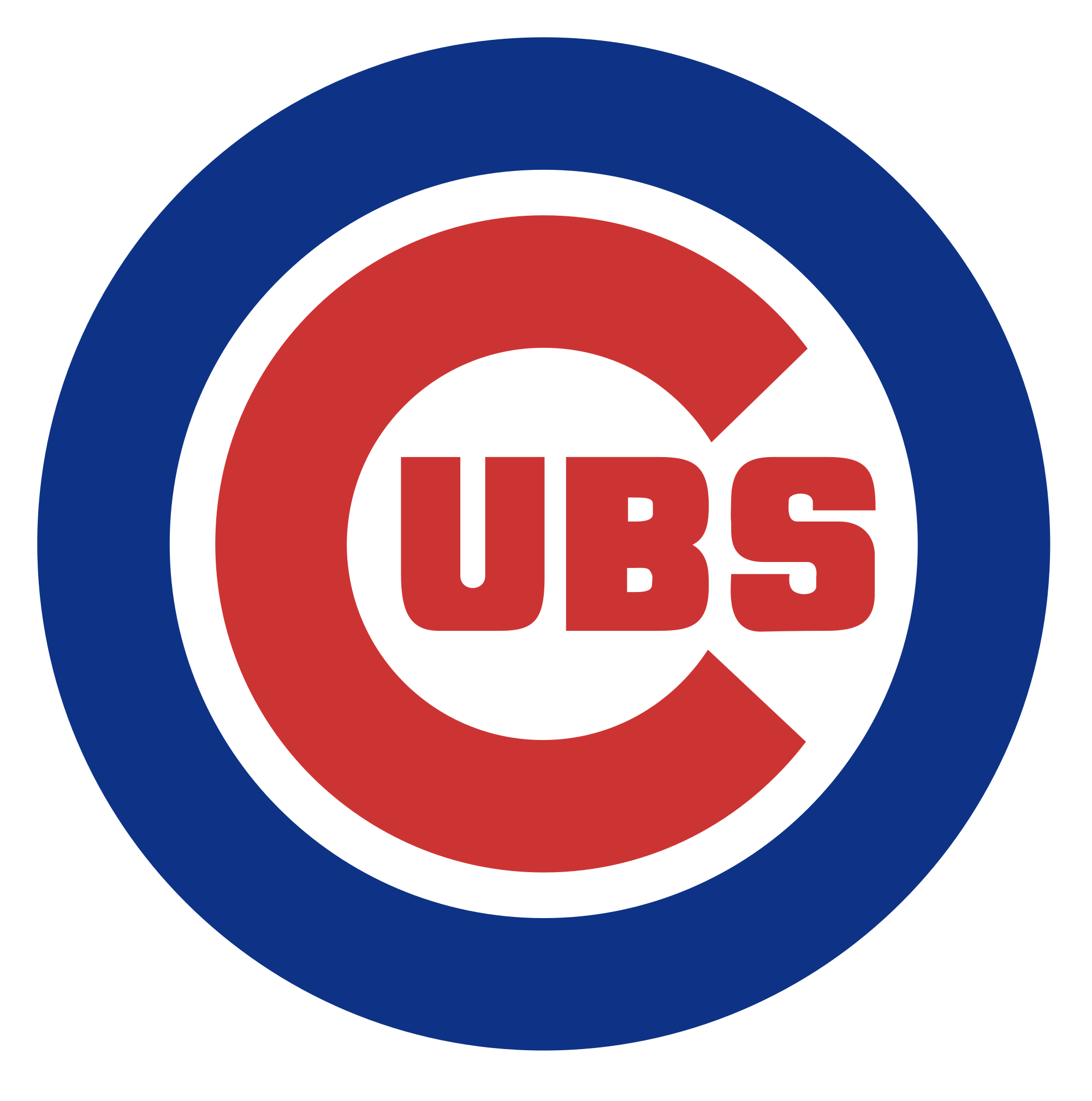 Chicago Cubs Logo - File:Chicago Cubs logo.svg - Wikimedia Commons
