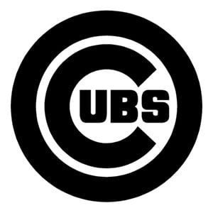 Chicago Cubs Logo - Chicago Cubs - Logo - Outlaw Custom Designs, LLC