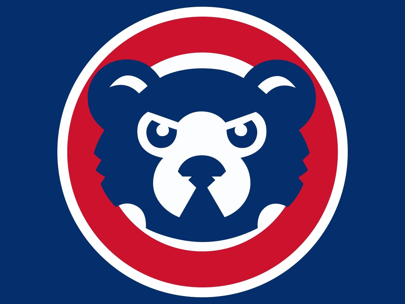 Chicago Cubs Logo - Cubbies | ++~* Chicago Cubs*~++ | MLB, Logos, Sports logo