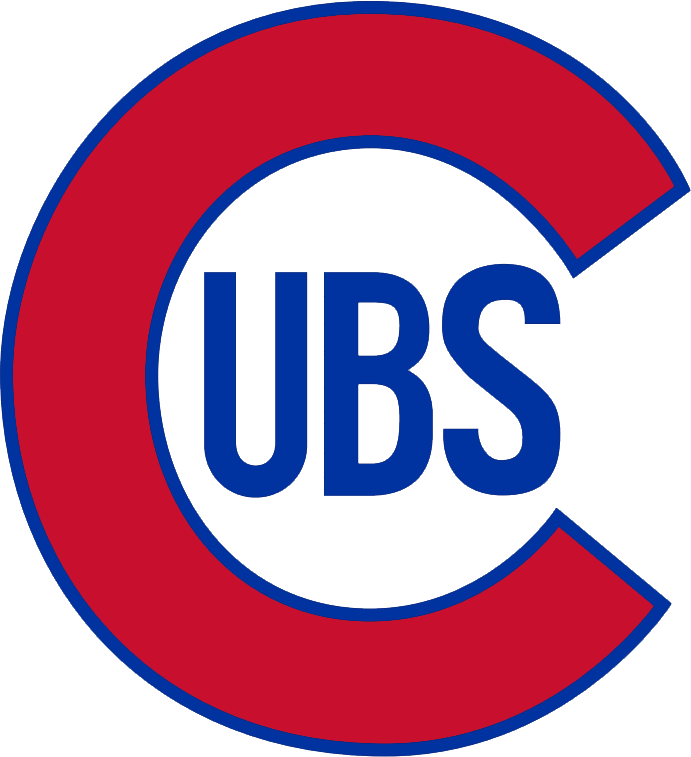 Chicago Cubs Logo - File:Chicago Cubs logo 1937 to 1940.png
