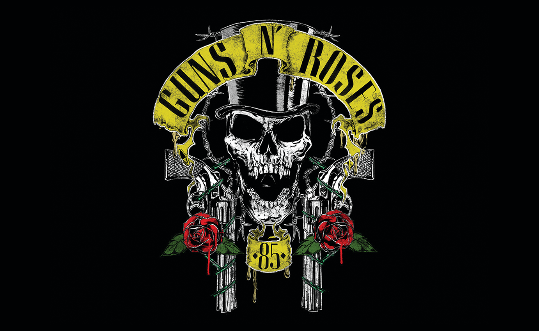 Guns N' Roses Logo - LogoDix