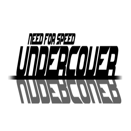 Undercover Logo - Need for Speed: Undercover Logo - Roblox