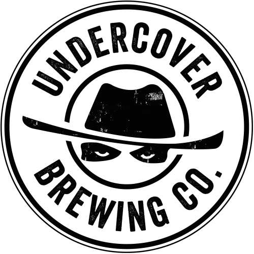 Undercover Logo - Undercover Brewing Co.