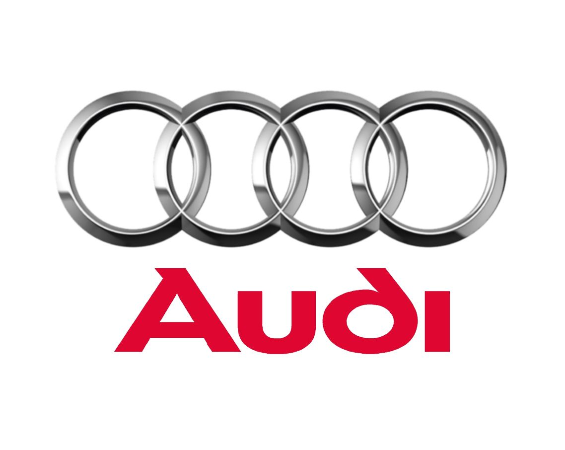 Four Circle Car Logo - TuesdayTrivia: The Audi emblem with its four rings identifies one of ...