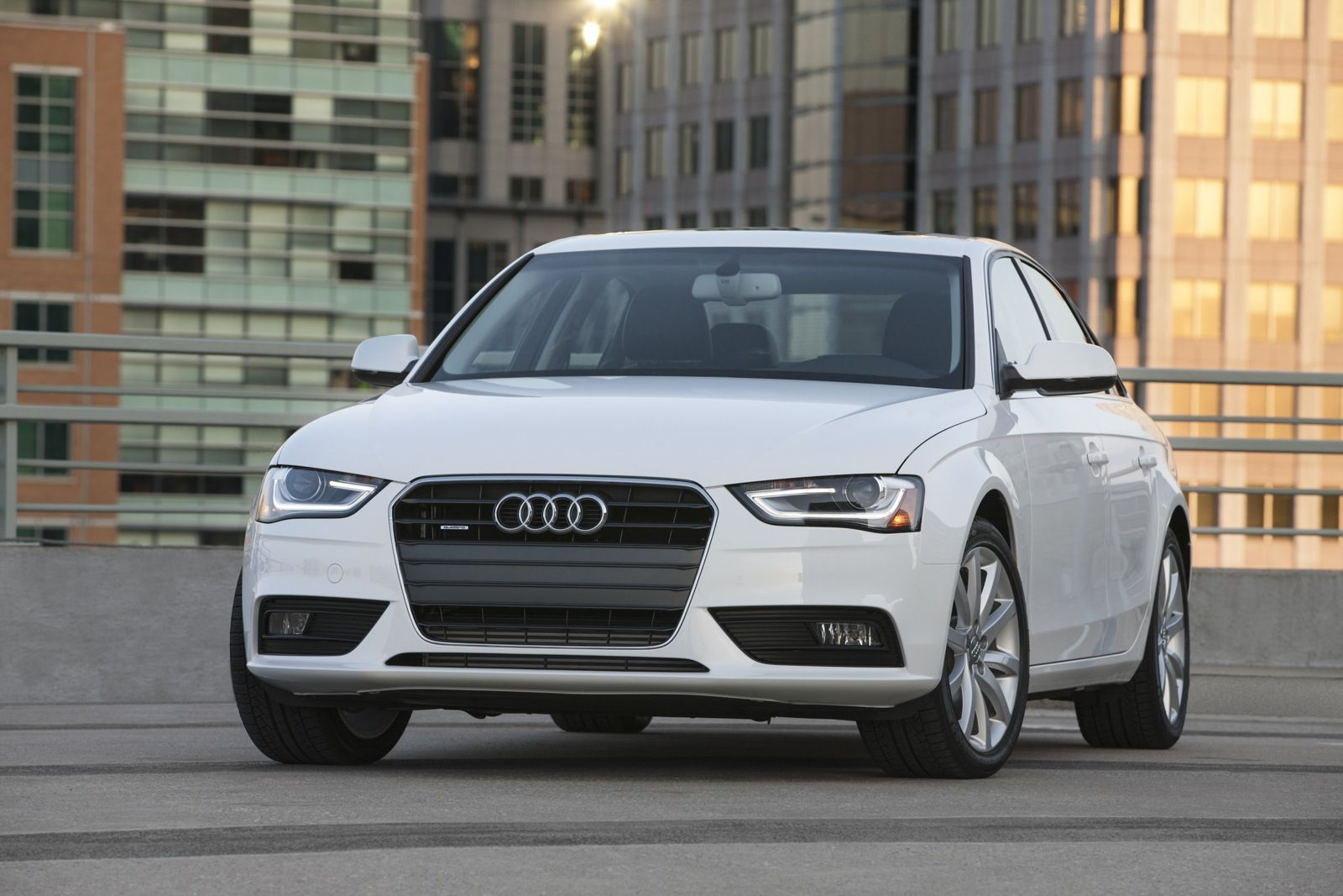 Four Circle Car Logo - U.S. To Get Audi A4 Diesel, But Not Until Next-Generation B9 Model