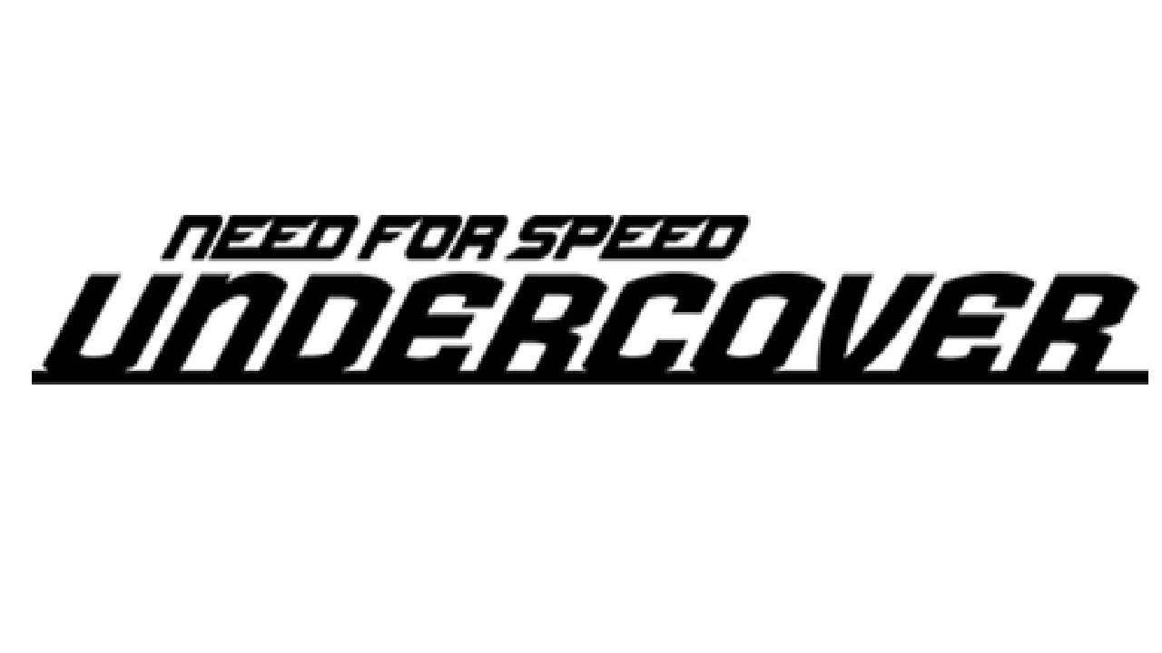 Undercover Logo - Need for Speed Undercover (PC) - Corrida Rápida - YouTube