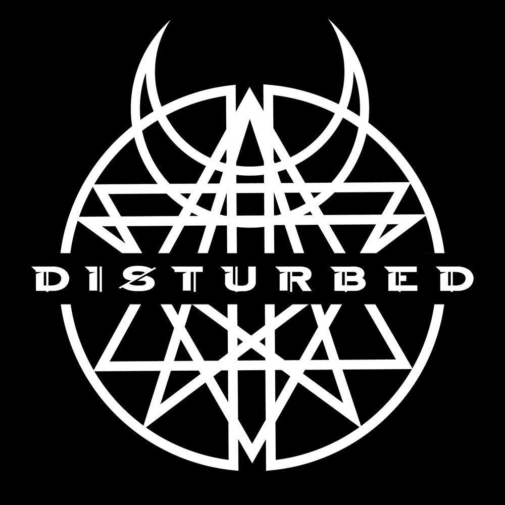 Disturbed logo bravado logo disturbed girlie top