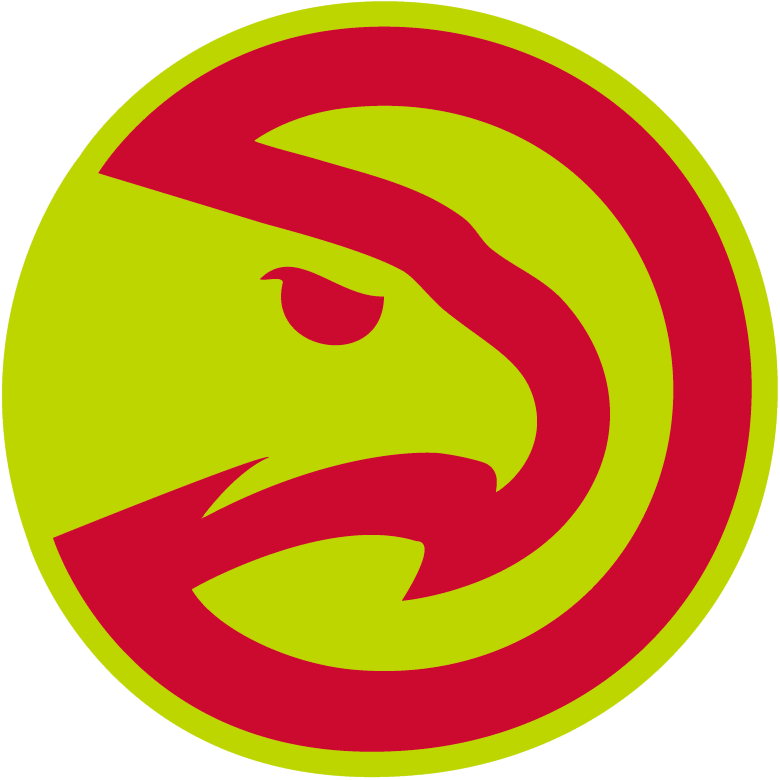Atlanta Hawks Logo - Atlanta Hawks Alternate Logo - National Basketball Association (NBA ...