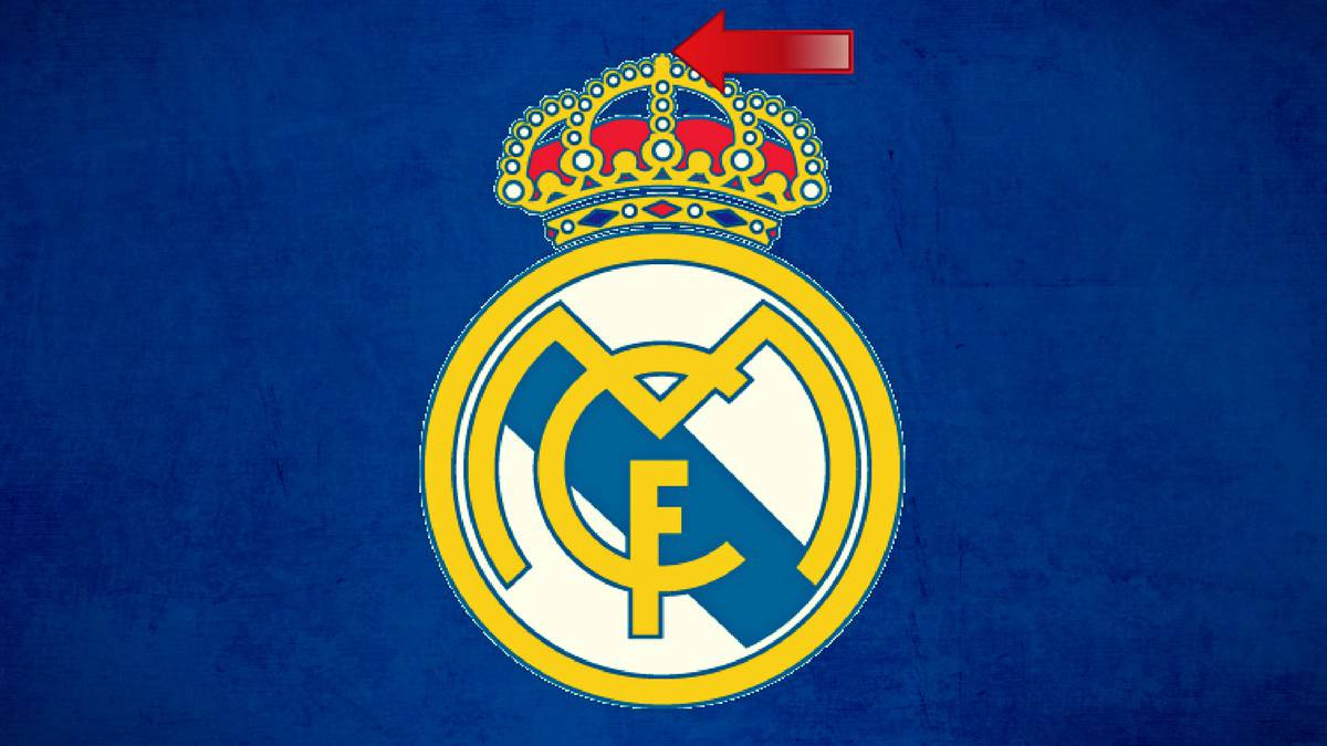 Real Madrid Logo - Real Madrid remove cross from logo for Middle East fans - AS.com