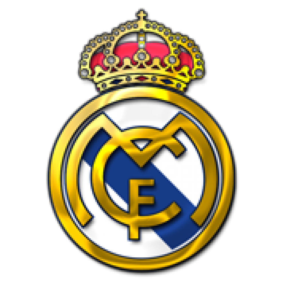 Real Madrid Logo - Vectors Real Madrid Logo Download Free Icon #24640 - Free Icons and ...