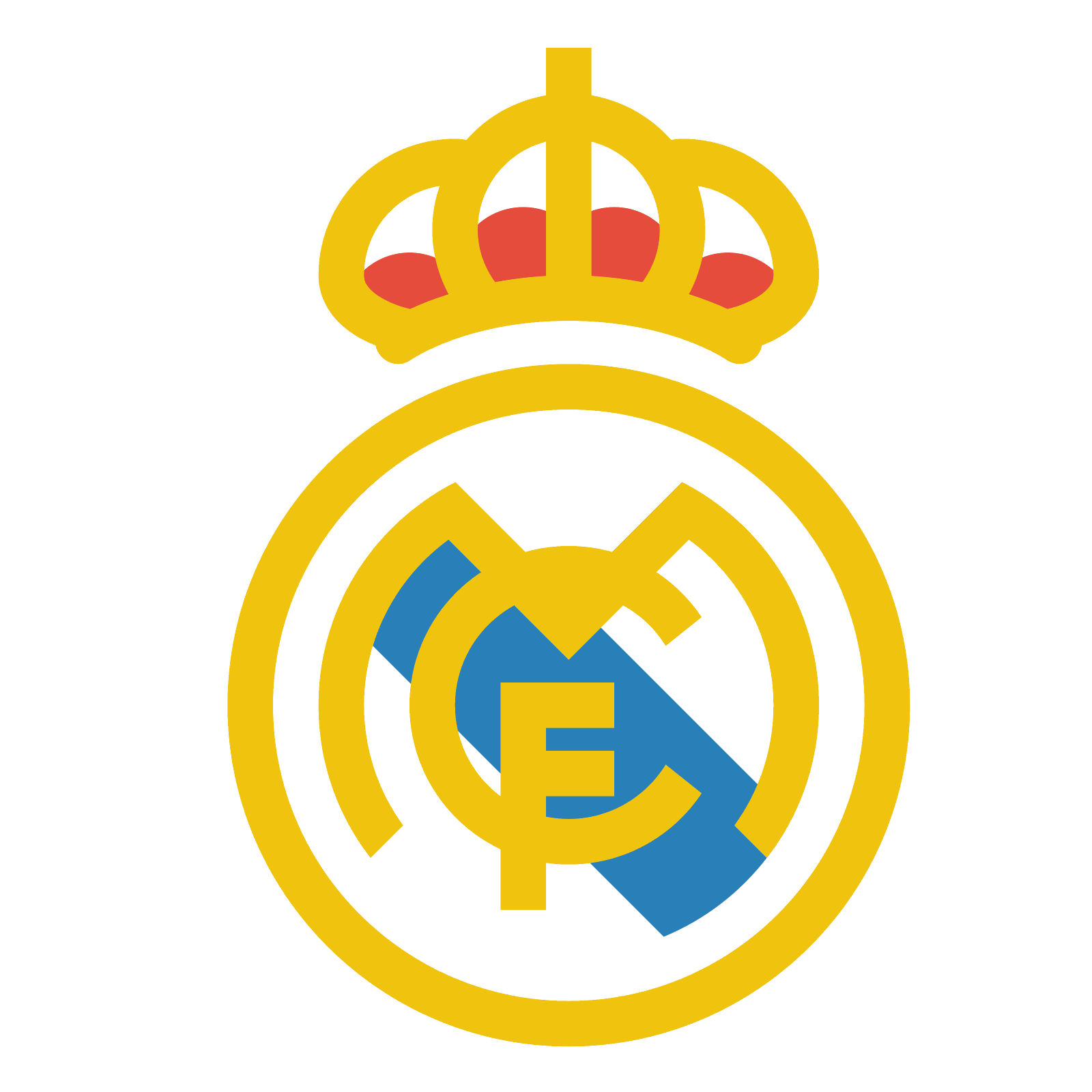 Real Madrid Logo - Real Madrid Icon Clipart Logo Png