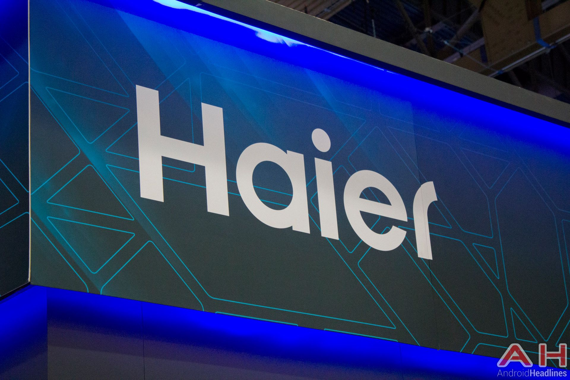 Haier Logo - Haier Will Launch Android TV Products Later This Year - CES 2018 ...