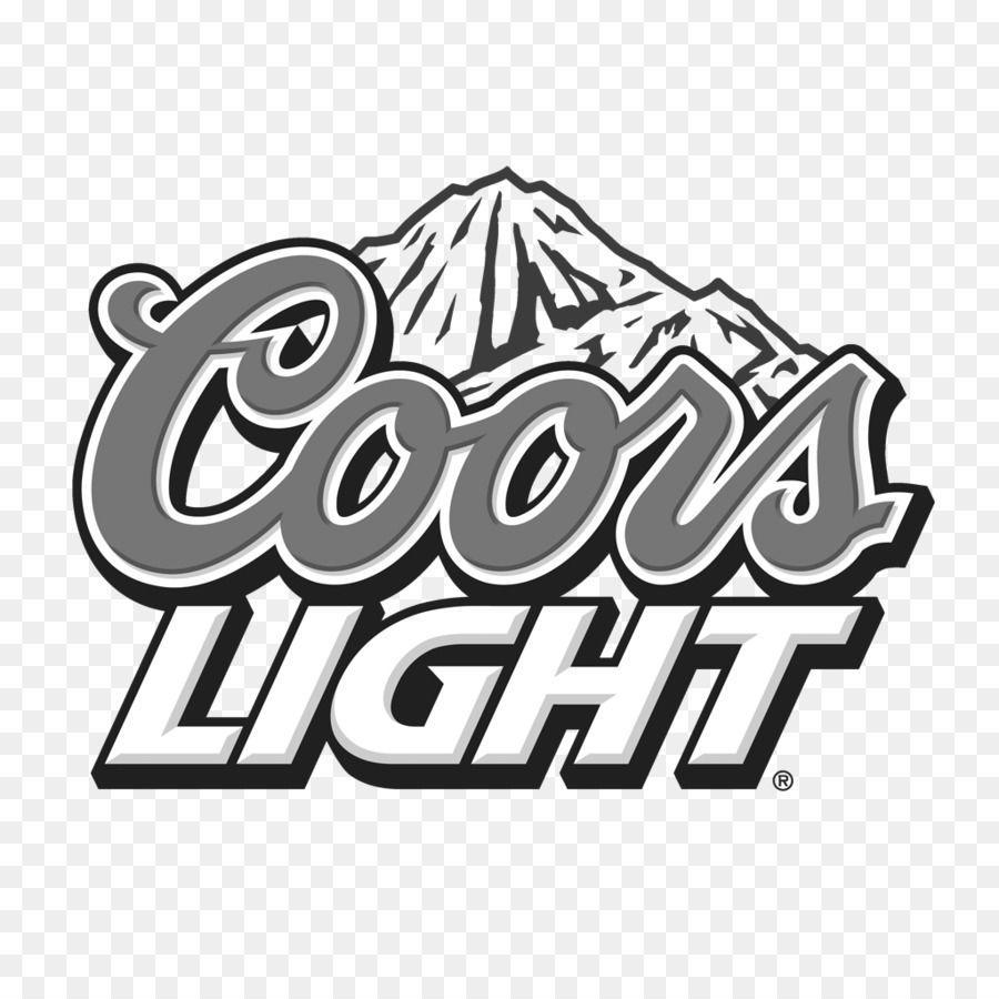 Black Coors Light Logo Logodix