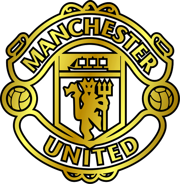 Manchester United Logo - Manchester united Free vector in Coreldraw cdr ( .cdr ) vector ...