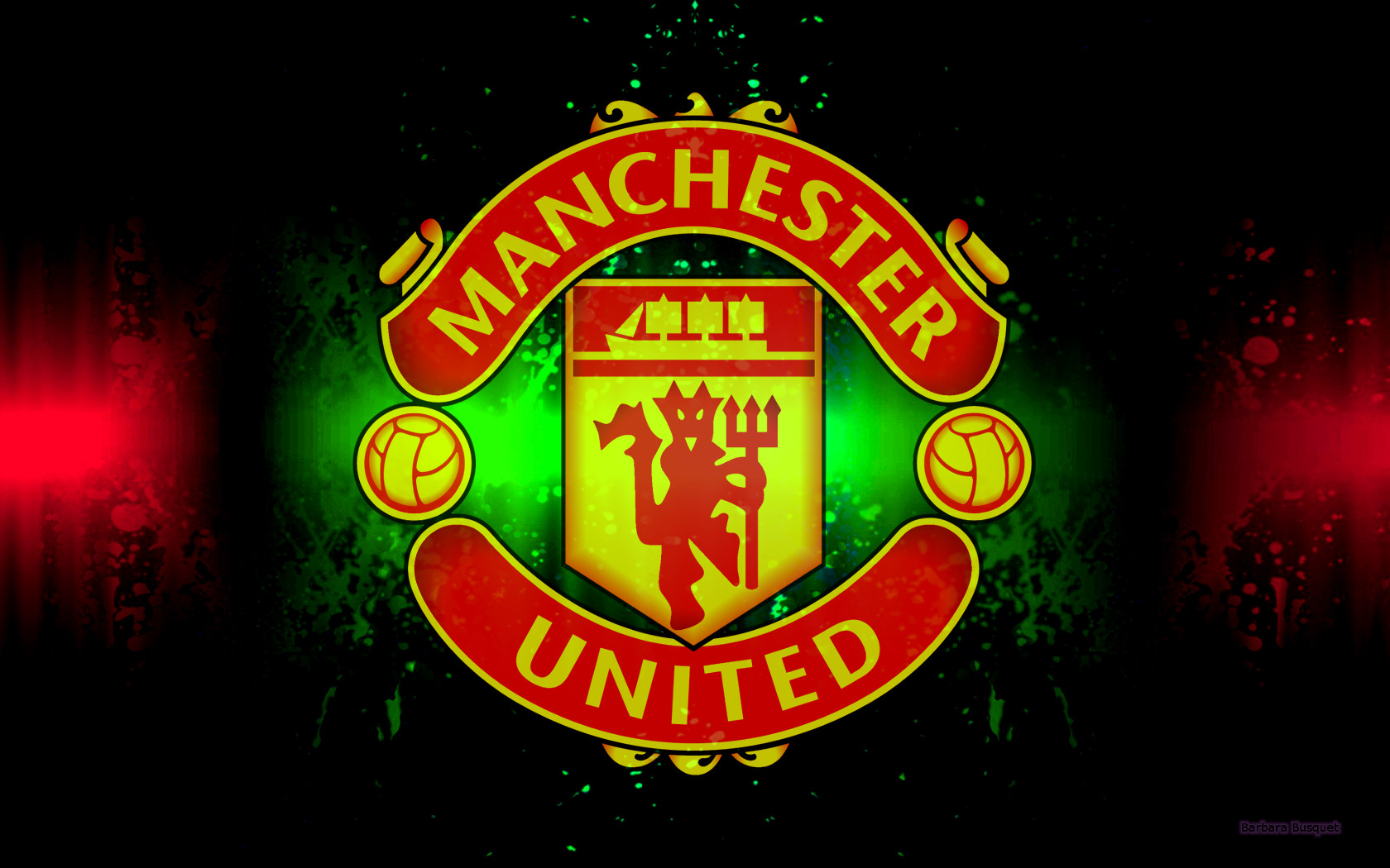 Manchester United Logo - Manchester United football team - Barbaras HD Wallpapers