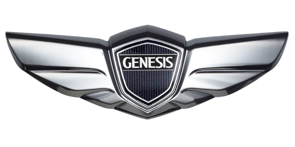 Genesis Logo - Genesis Logo Meaning and History, latest models | World Cars Brands