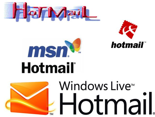 Hotmail Logo - How Hotmail changed Microsoft (and email) forever | Ars Technica
