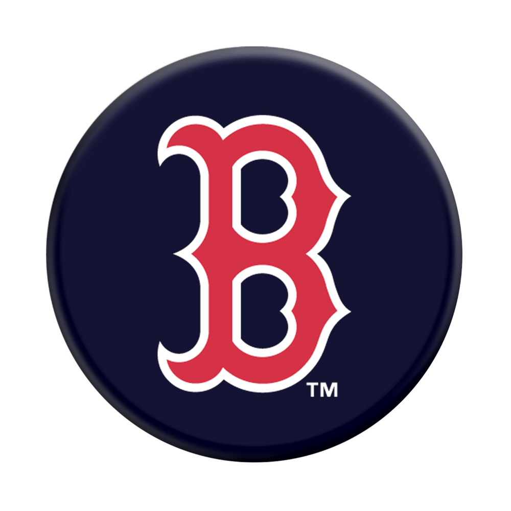 Boston Red Sox Logo - Boston Red Sox PopSockets Grip