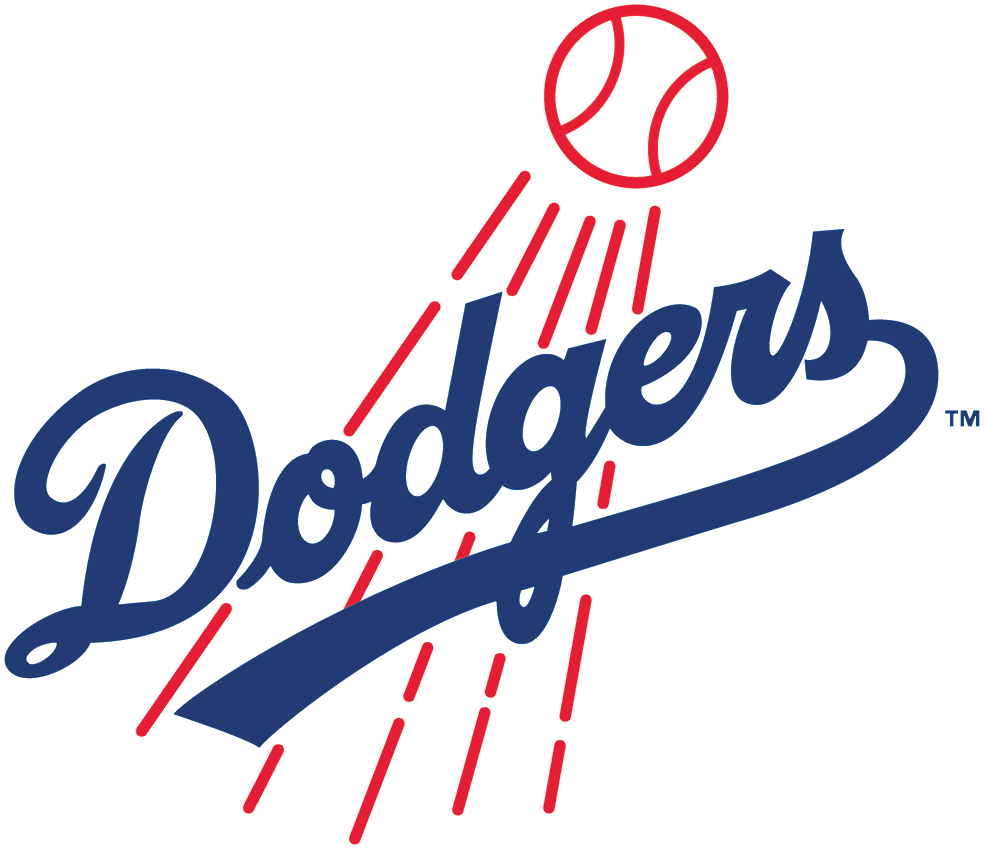 Los Angeles Dodgers Logo - Los Angeles Dodgers Primary Logo - National League (NL) - Chris ...