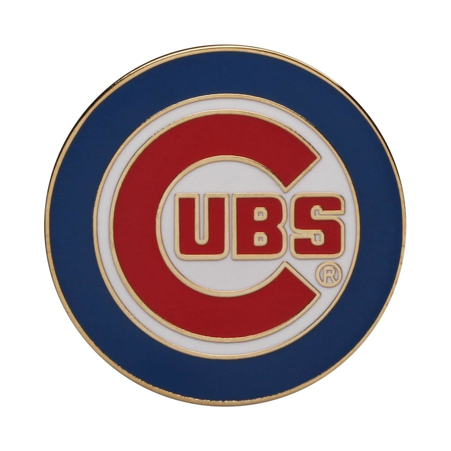 Chicago Cubs Logo - Chicago Cubs WinCraft Logo Team Pin