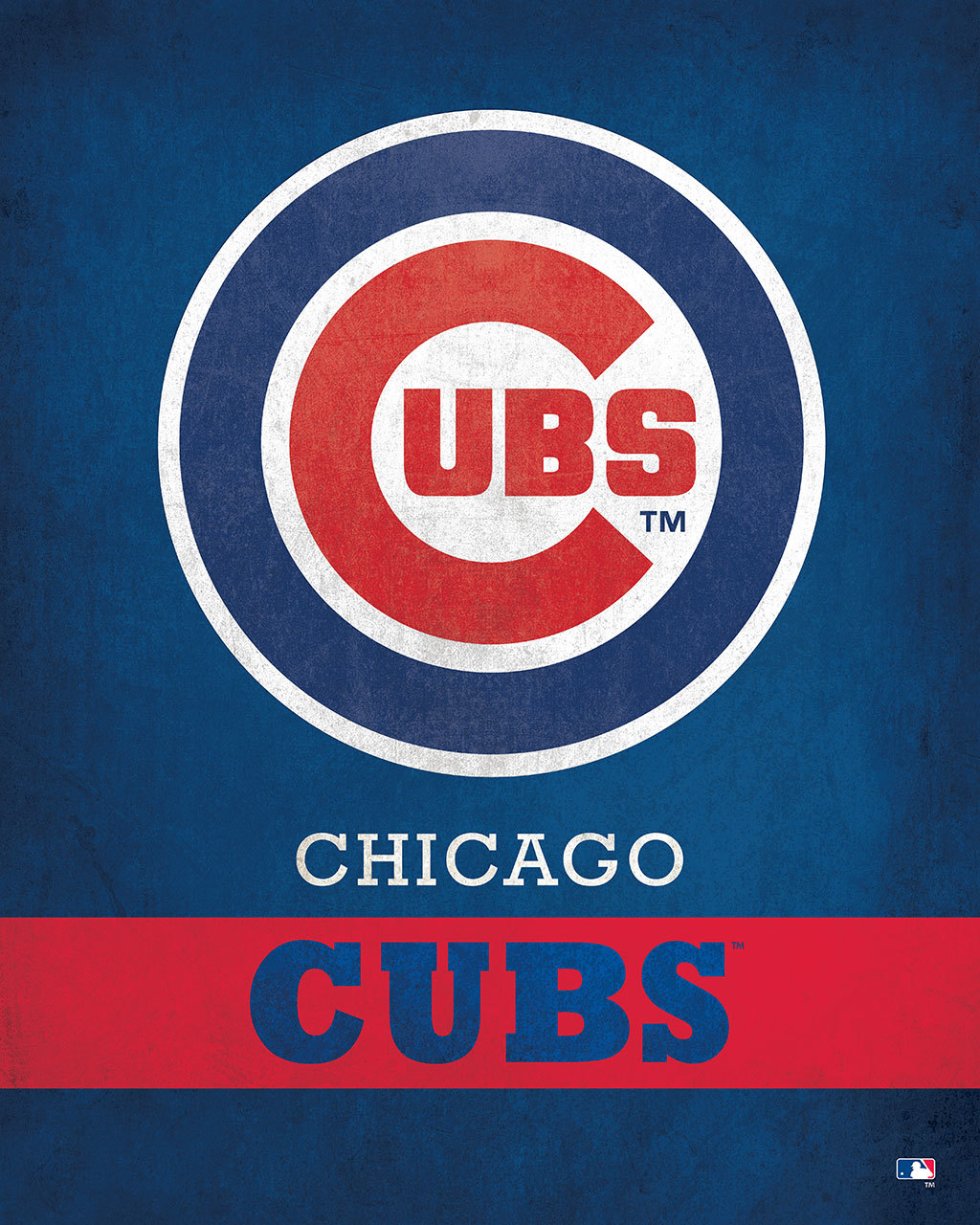 Chicago Cubs Logo - Chicago Cubs Logo - ScoreArt