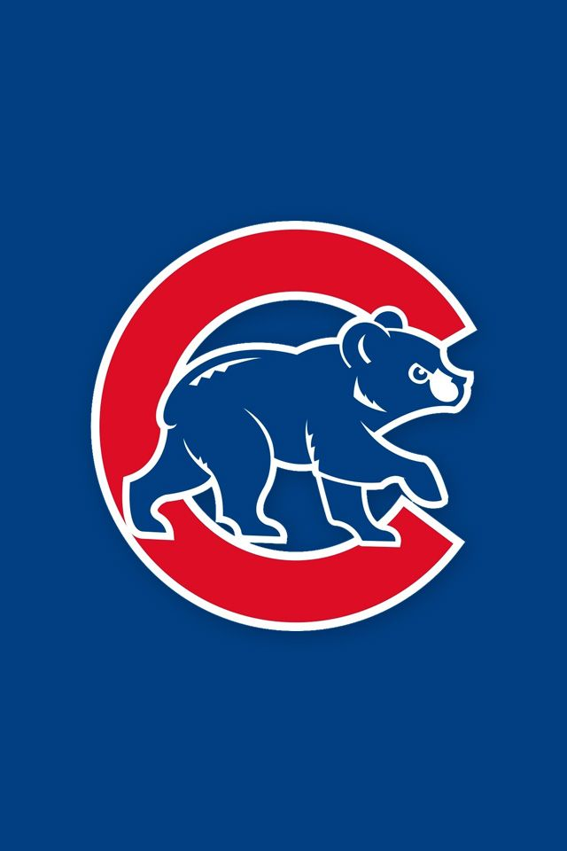 Chicago Cubs Logo - Chicago Cubs iPhone Wallpapers | Chicago Cubs Themes | Pinterest ...