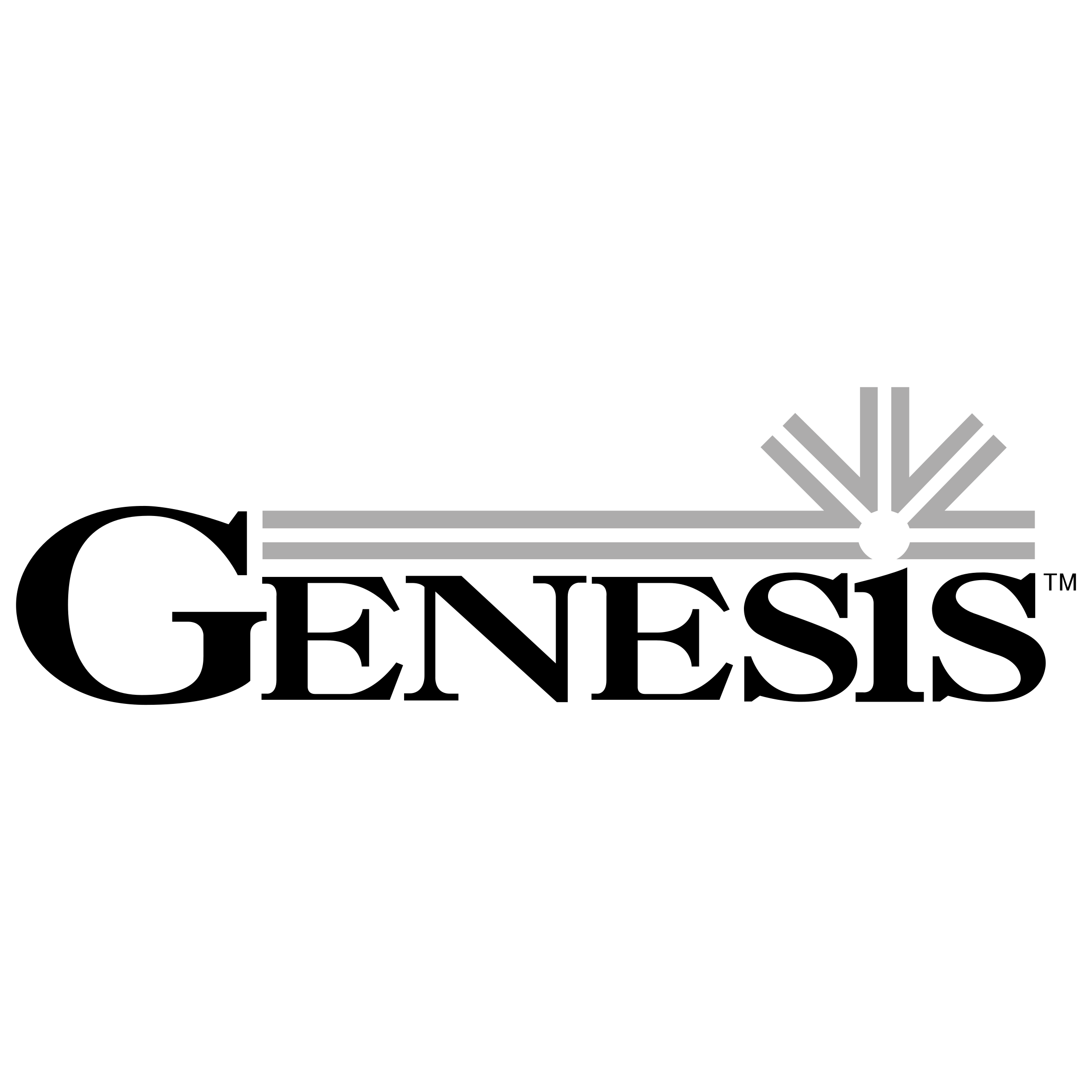 Genesis Logo - Genesis Logo PNG Transparent & SVG Vector - Freebie Supply