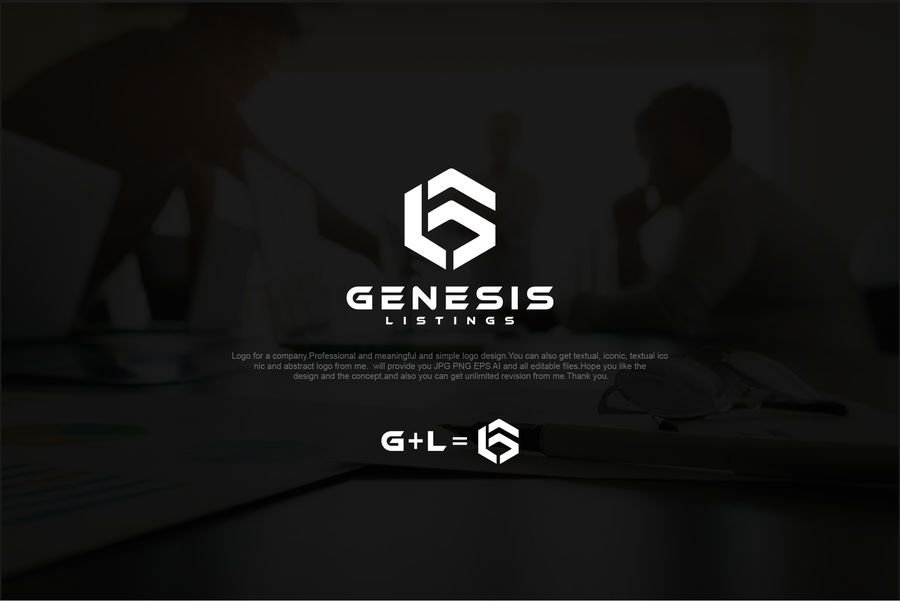 Genesis Logo - Entry #236 by OviRaj35 for Design a Logo for Genesis Listings - New ...