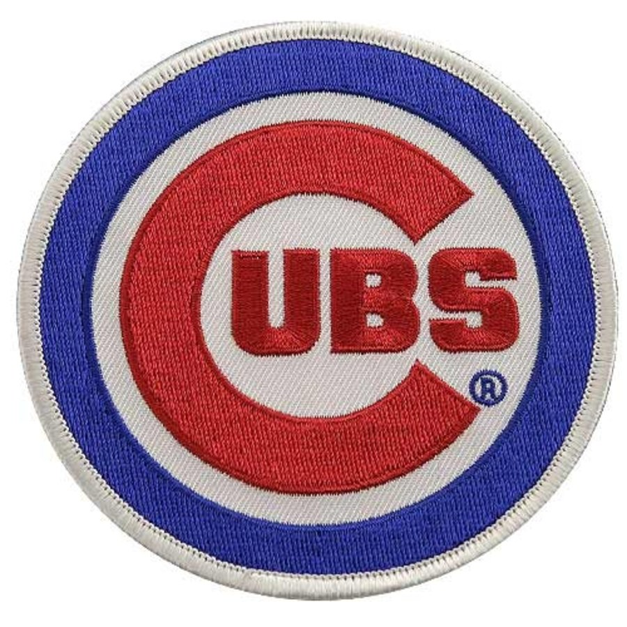 Chicago Cubs Logo - Chicago Cubs Primary Logo Patch