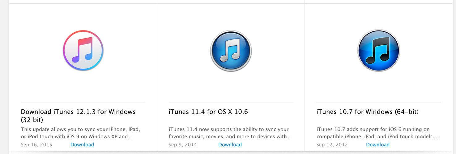 Itunes download 32 bit for windows xp | Peatix