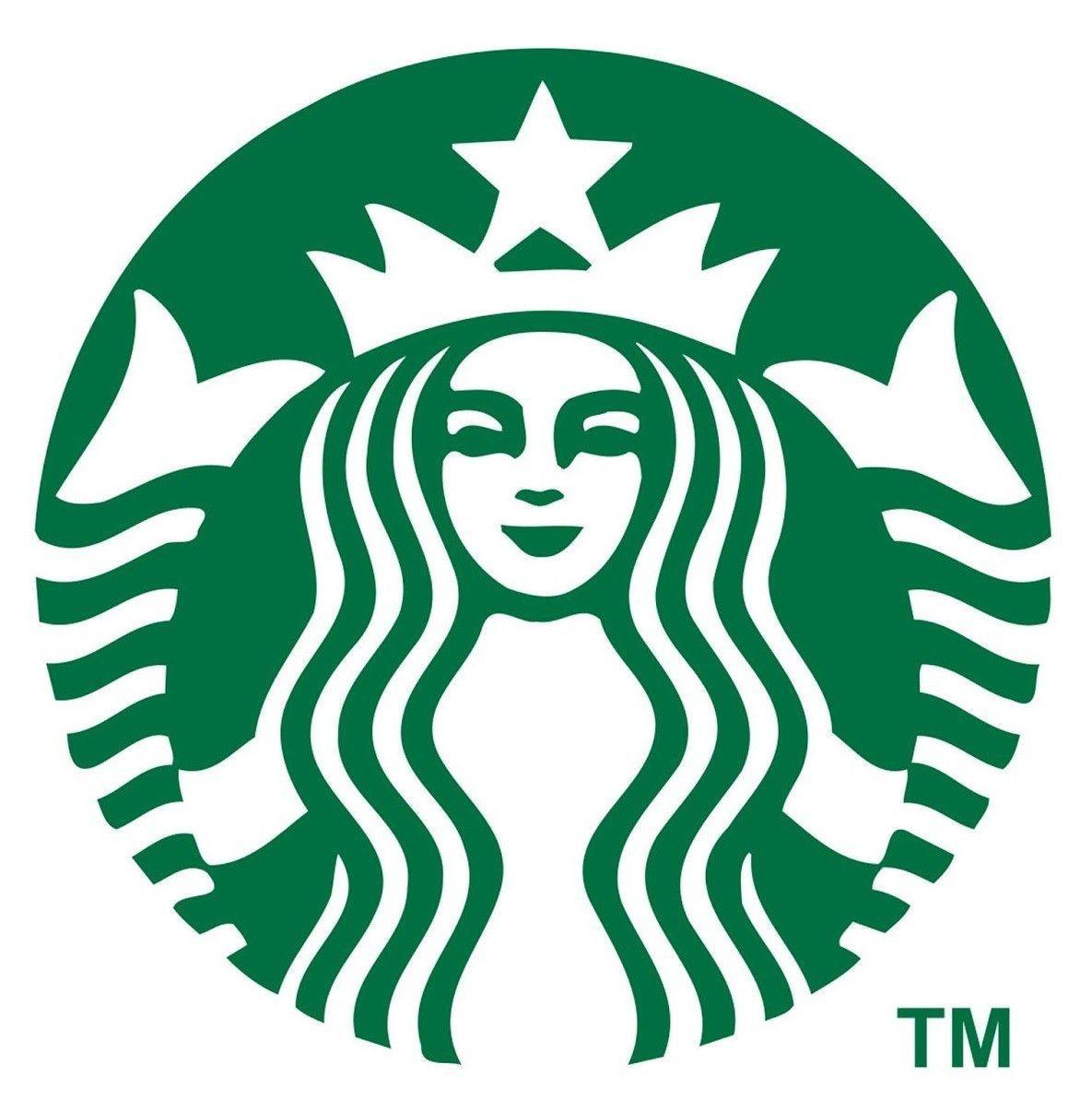 photograph relating to Starbucks Logo Printable known as Medium Printable Starbucks Brand - LogoDix