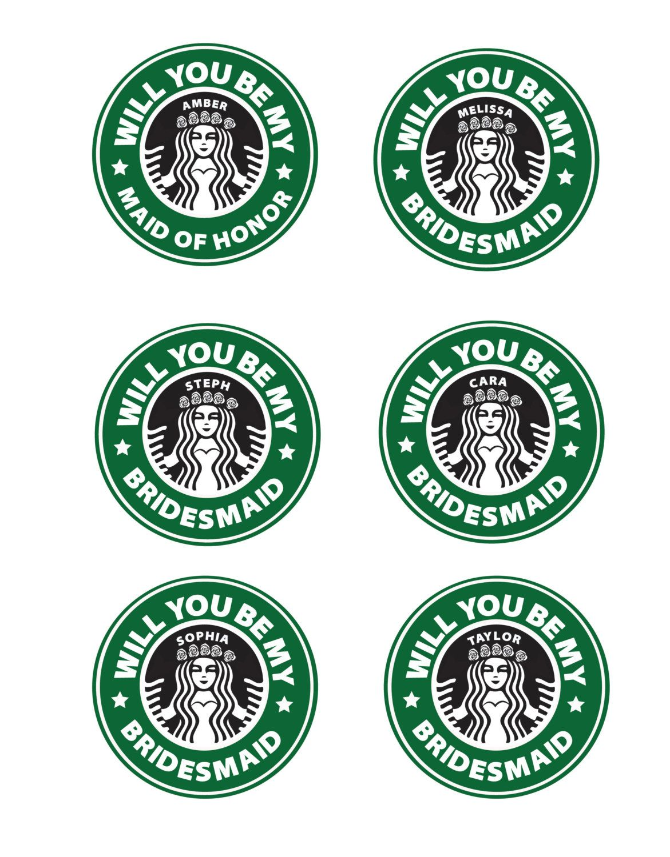 image relating to Starbucks Logo Printable named Mini Printable Starbucks Brand - LogoDix