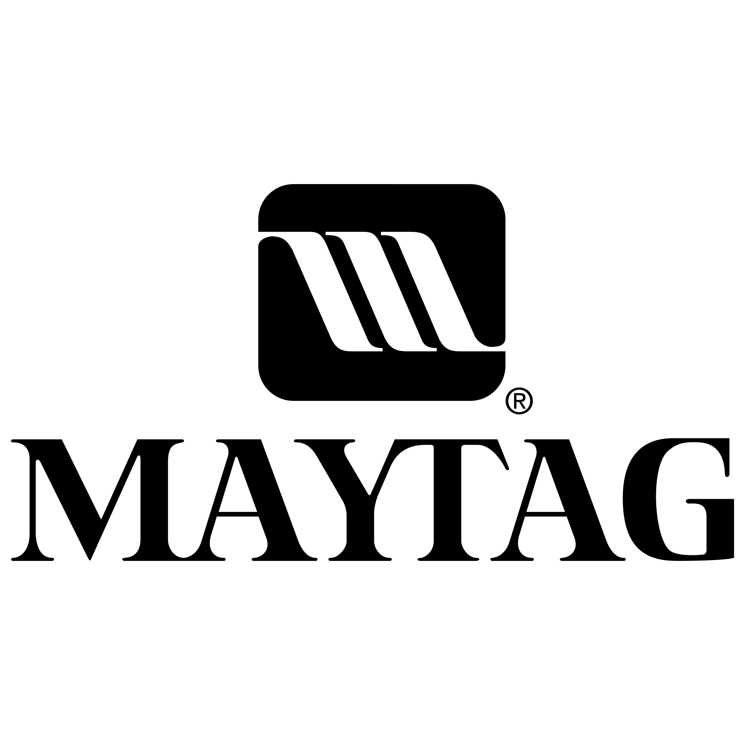 Maytag Logo - Maytag Logo PNG Transparent & SVG Vector - Freebie Supply