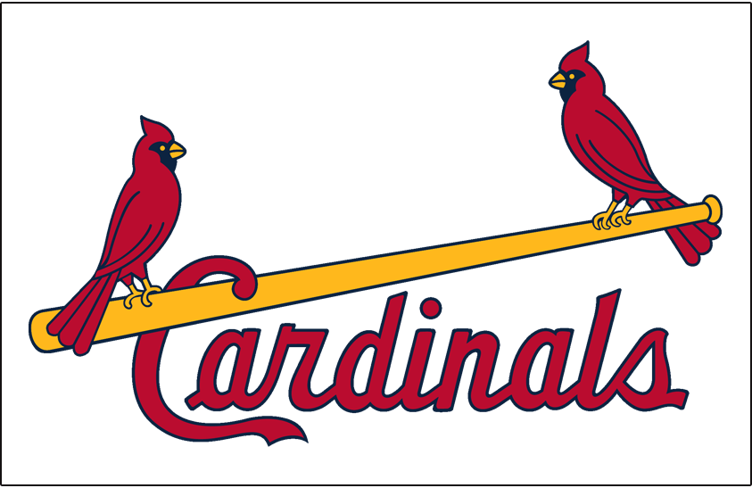St. Louis Cardinals Logo - St. Louis Cardinals Jersey Logo - National League (NL) - Chris ...
