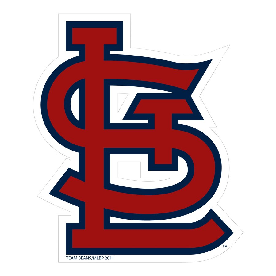 St. Louis Cardinals Logo - St. Louis Cardinals 6'' Team Logo Magnet