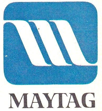 Maytag Logo - MAYTAG logo 1960s | Heather David | Flickr