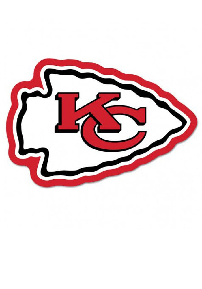 Kansas City Chiefs Logo - kc chiefs logo kansas city chiefs logo on the go go car accessory ...