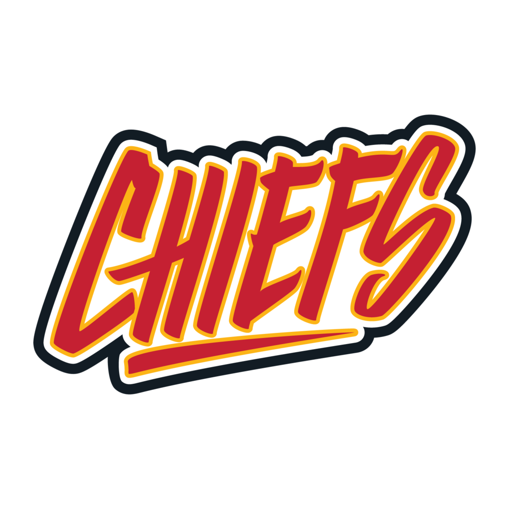 Kansas City Chiefs Logo - Kansas City Chiefs Redesign — Adrian Meadows | Design & Lettering