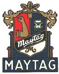 Maytag Logo - Antique Maytag Logo | Model 31 Maytag Washer | Photo - Images ...