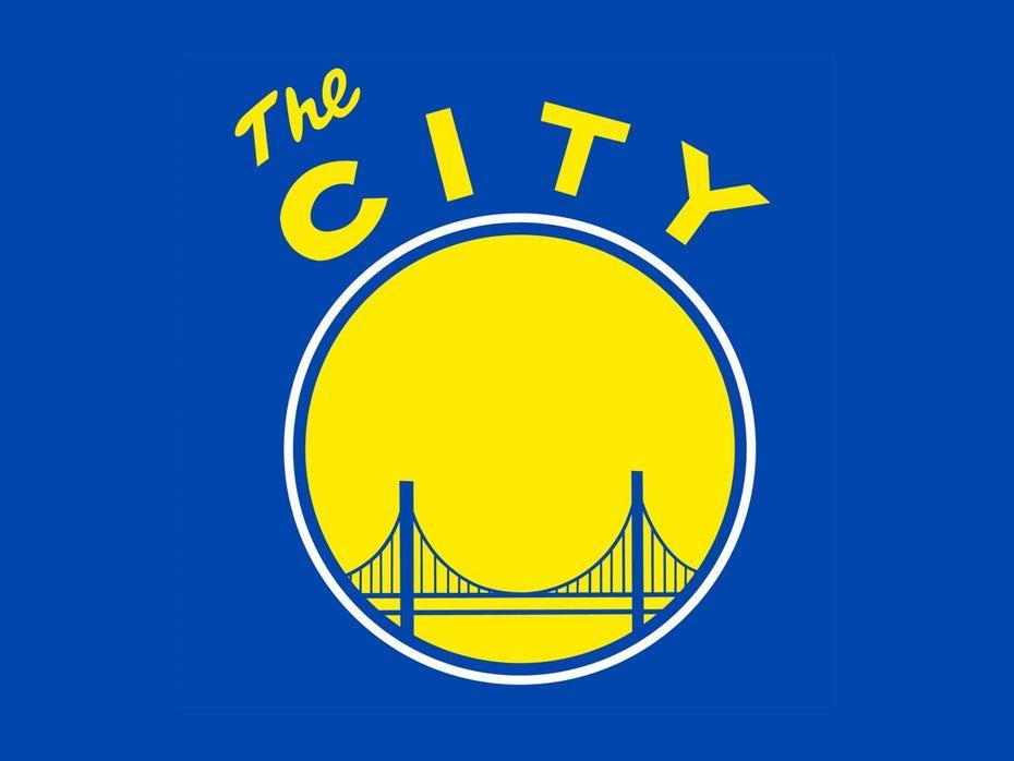 Golden State Warriors Logo - LogoDix
