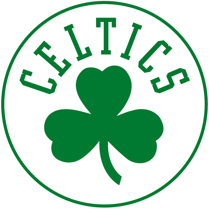 Boston Celtics Logo - Boston Celtics Alternate Logo - National Basketball Association (NBA ...