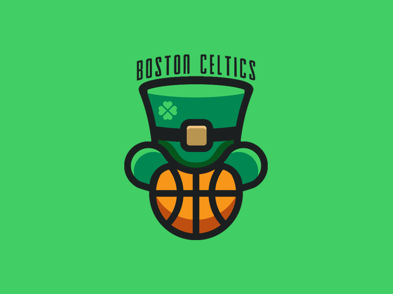 Boston Celtics Logo - Boston Celtics Logo Redesign - Day 2 of 31 by Anthony Salzarulo ...