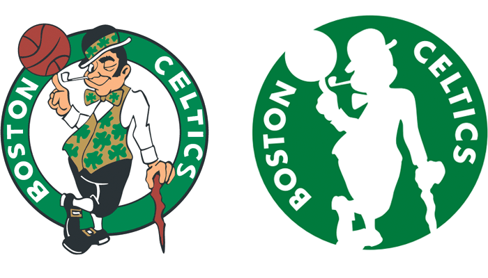 Boston Celtics Logo - Brand New: Celtics Secondary Logo