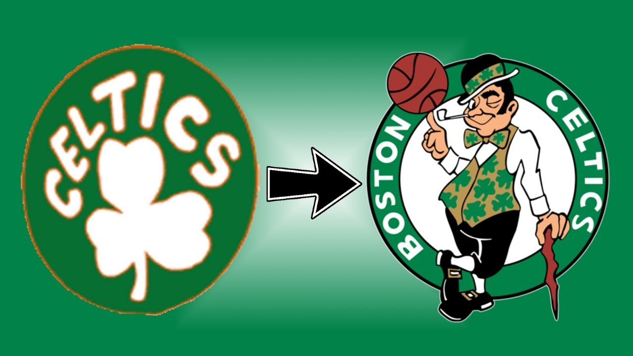 Boston Celtics Logo - Boston Celtics Franchise History Logo Evolution - YouTube