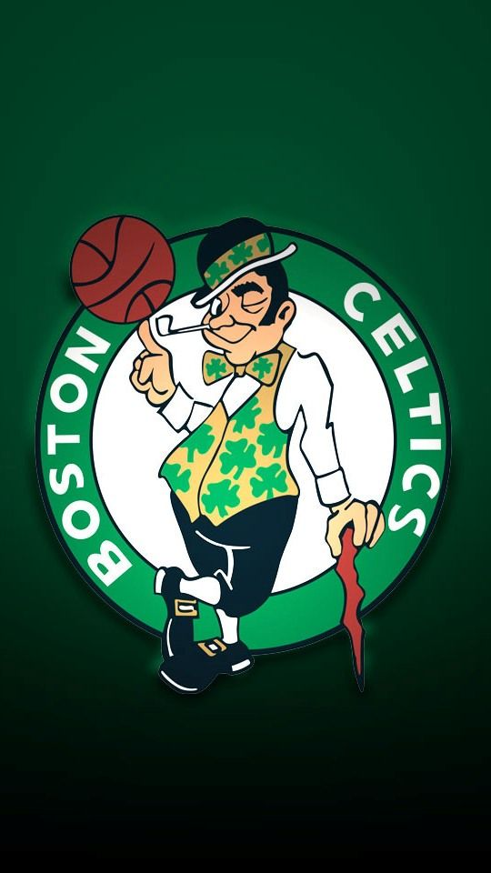 Boston Celtics Logo - Boston Celtics Wallpaper iPhone | iPhoneWallpapers | Boston celtics ...