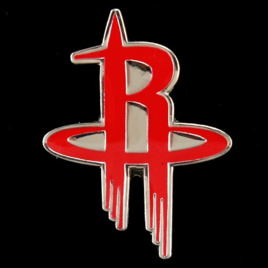 Houston Rockets Logo - Houston Rockets Team Logo Pin