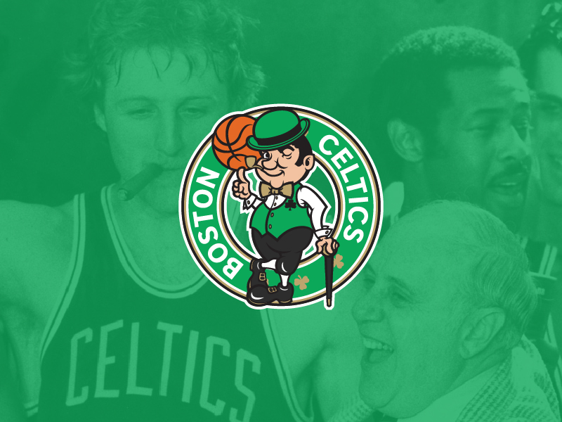 Boston Celtics Logo - NBA logos redesign - Boston Celtics by Kelvin Lam | Dribbble | Dribbble