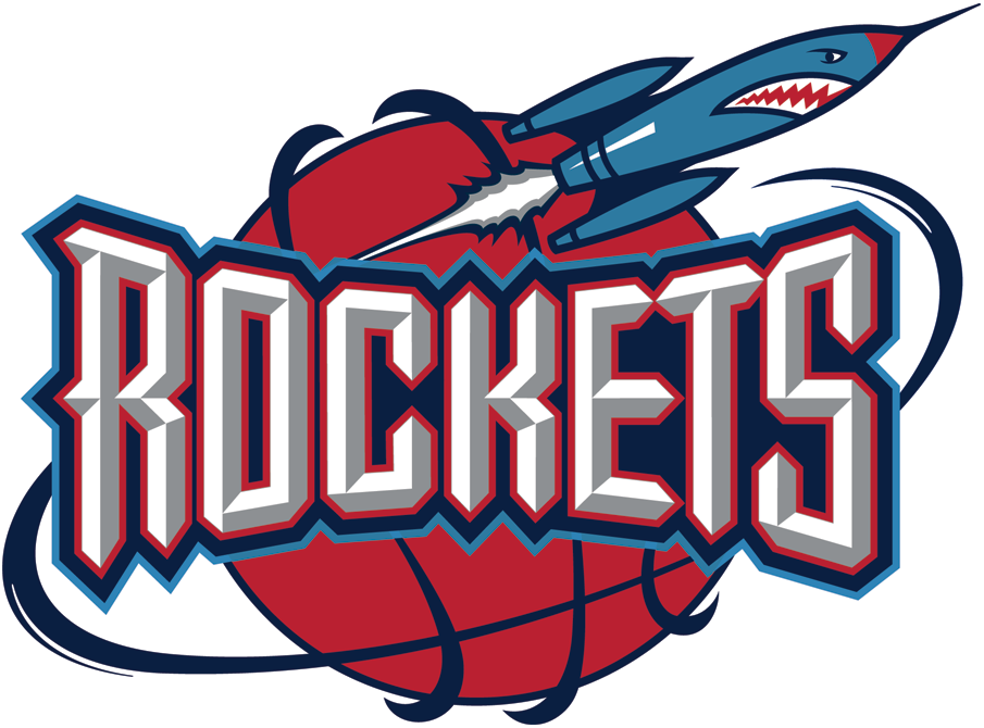 Houston Rockets Logo - Houston Rockets Primary Logo - National Basketball Association (NBA ...